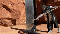 První lidé se dostali k monolitu v Utahu, fotí si zde fotky, které zveřejňují...