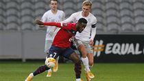Sparta v Evropské lize proti Lille