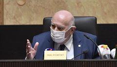 Předseda Pavel Rychetskı ve sněmovně Ústavního soudu. ÚS vyhověl stížnosti...