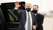 Americkı prezident Joe Biden