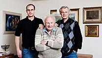 Tři Vladimírové Benešové, tři špičkoví neurochirurgové. Nejstaršímu Vladimíru...