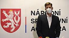 Novı předseda Národní sportovní agentury (NSA) Filip Neusser vystoupil na...