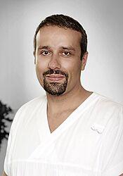 MUDr. Milan Sova, primář Kliniky plicních nemocí a tuberkulózy FN Olomouc
