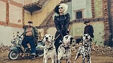 Snímek Cruella (2021).