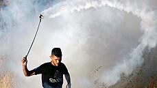 Izrael opět nalétl na Gazu.