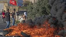 Vztah mezi Izraelem a Palestinou včetně Pásma Gazy je opět velmi napjatı.