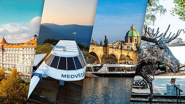 Cestování po Česku levněji
