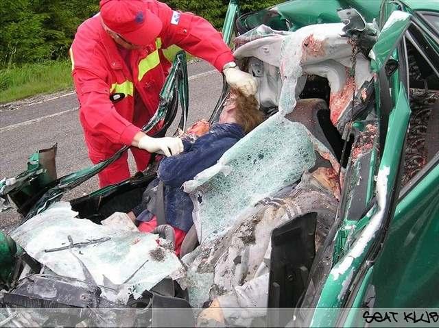 Car Accident Del Sol