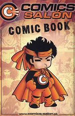 Comic book Comics Salón