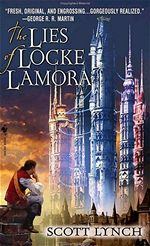 The Lies of Locke Lamora Lži Lockeho Lamory Scott Lynch 1