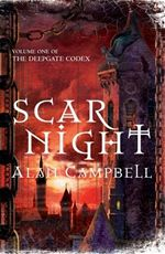 Alan Campbell Scar Night Zjizvená noc