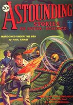 Astounding stories of super-science september 1930