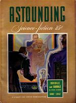 Astounding Bridle and Saddle Isaac Asimov