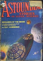 Brigands of the Moon Ray Cummings Astounding