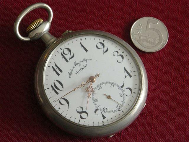 Fotogalerie  Kapesní hodinky z roku 1905  93118ea8464