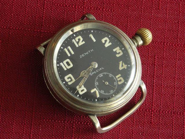 d4986c603 Fotogalerie: Letecké hodinky podplukovníka Maděry | Neviditelny pes
