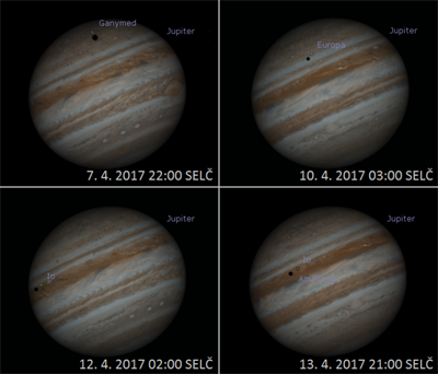 Jupiterovy satelity 2