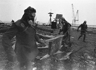 Černobyl 1