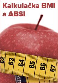 Kalkulačka BMI a ABSI