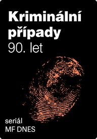 Krimin�ln� p��pady 90. let