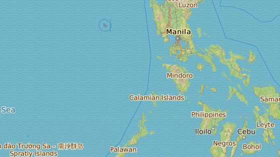 Manila, hlavní město Filipín