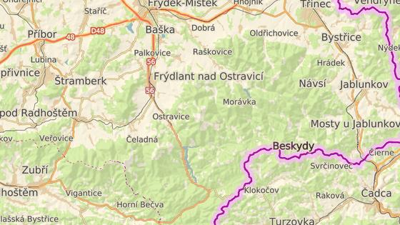 Paraglidista se zřítil v oblasti Lysé hory - nejvyššího vrcholu Moravskoslezských Beskyd. Přesné místo není známo.
