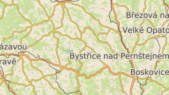 Přehrada Vír u Bystřice nad Pernštejnem