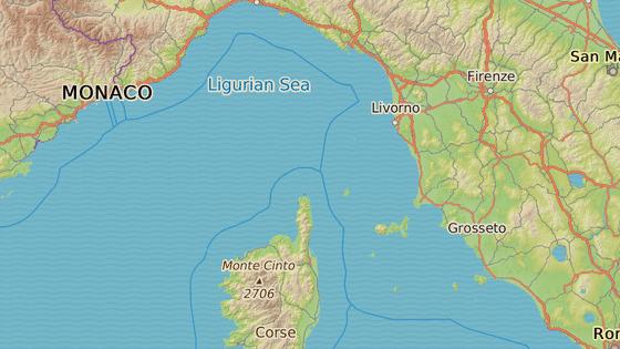 Sisco, Korsika