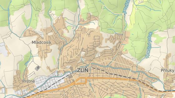 Do konce listopadu platí omezení kvůli opravě křižovatky v Pasecké ulici (modrá značka) a až do května 2019 je neprůjezdná Česká ulice (šedá).