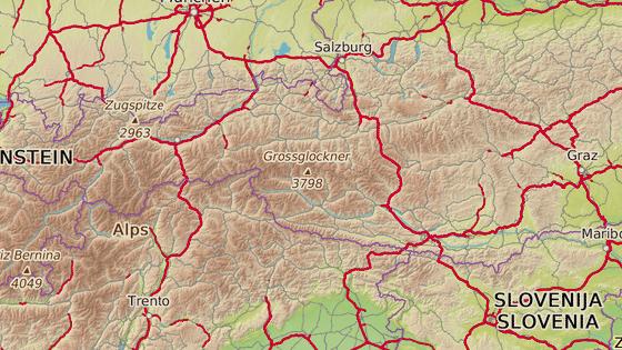 Heilegenblut leží ve Vysokých Taurách
