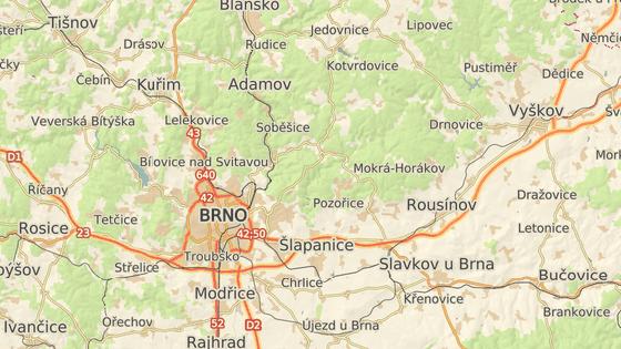 Hromadná nehoda na 190. kilometru D1 uzavřela směr na Ostravu.