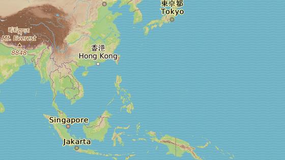 Saipan je hlavní ostrov státu Severní Mariany v Tichém oceánu.