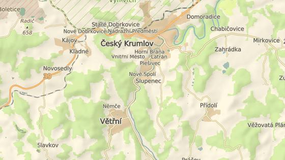 Malá vodní elektrárna přibude na Vltavě před Českým Krumlovem.