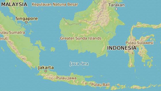 Ostrov Bali se nachází v Indonésii, východně od Jávy.