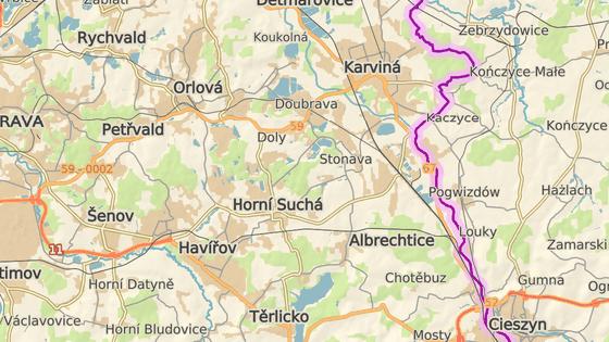 Průmyslová zóna Barbora leží ve strategické lokalitě mezi Karvinou a Havířovem.