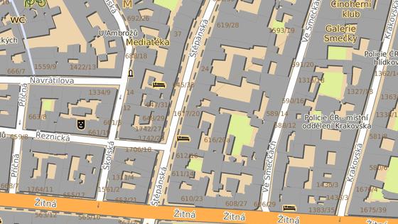 Štěpánská ulice