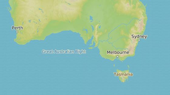 Tasmánie je australský ostrovní stát.