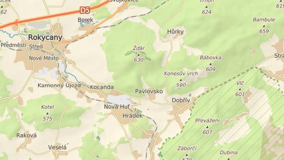 Hamr v Dobřívi na Rokycansku je technickou památkou.