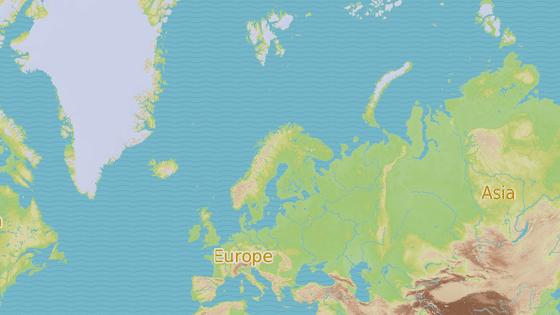 Souostroví Špicberky patří Norsku.