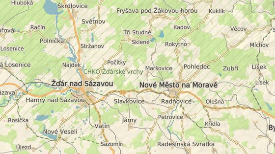 Silnice mezi Novým Městem na Moravě a Vlachovicemi bude během závodů Světového poháru v biatlonu (5. - 8. března) uzavřena.