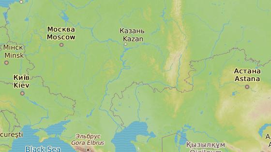 Magnitogorsk, Rusko