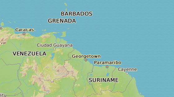 Republika Trinidad a Tobago se nachází u venezuelských břehů.
