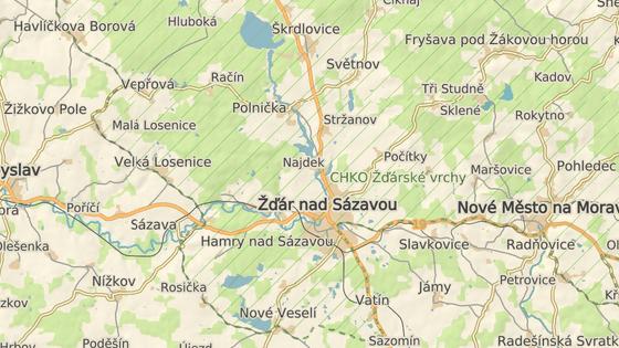 Tálský mlýn leží v atraktivní lokalitě - přímo pod hrází Pilské nádrže na severním okraji Žďáru nad Sázavou.