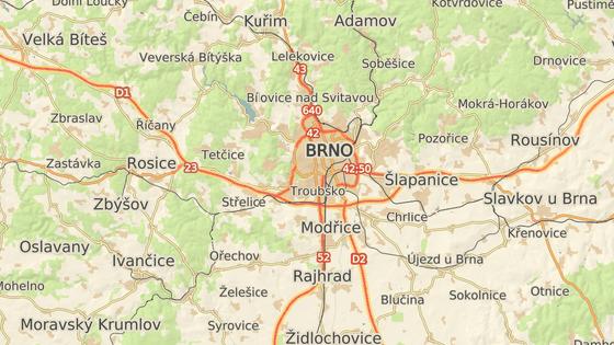 Po srážce osobního auta s nákladním na 190. kilometru D1 byl uzavřen směr na Ostravu.