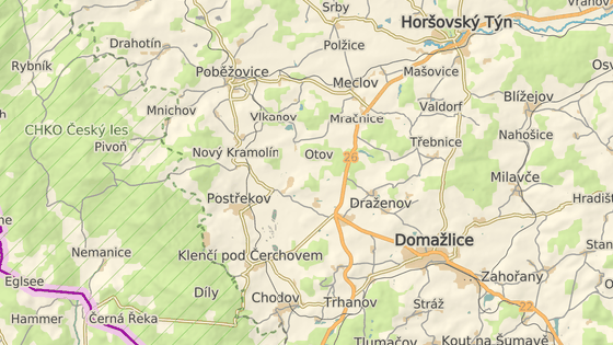 Draženov na Domažlicku