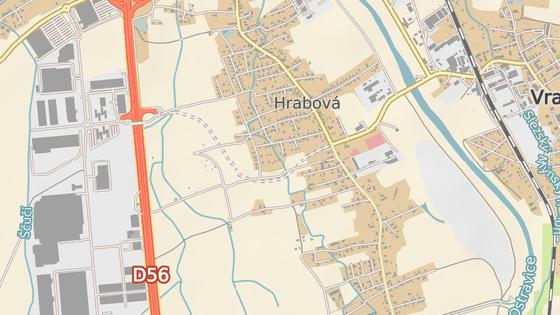 Prodloužená Mostní zbaví ostravský obvod Hrabová přejezdů kamionů a dalších nákladních vozů.