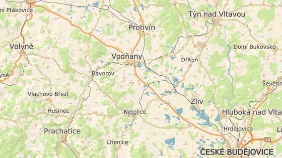V sobotu hořelo ve Stožicích poblíž Vodňan.