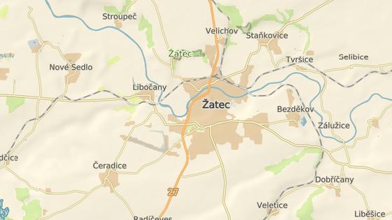 Petice požaduje výstavbu dvou kruhových objezdů na křížení v ulici Plzeňská s ulicemi Husova a Osvoboditelů: