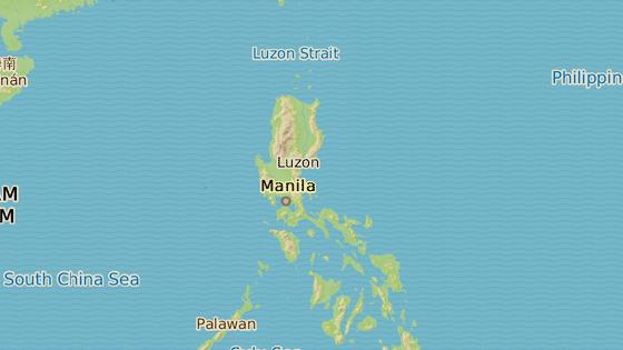 Ostrov Luzon