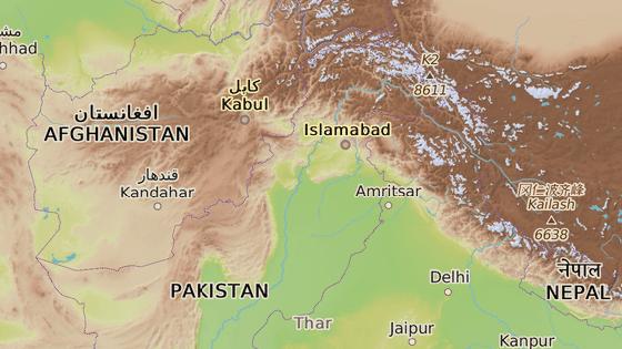 Gudžrát, Pákistán